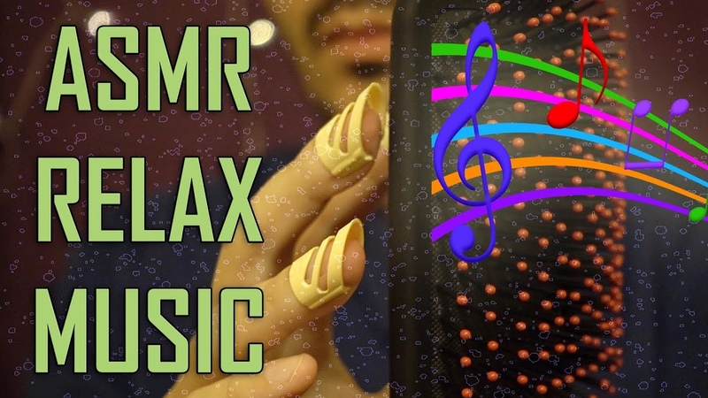 MOST RELAXING ASMR WITH MUSIC (For Sleep)