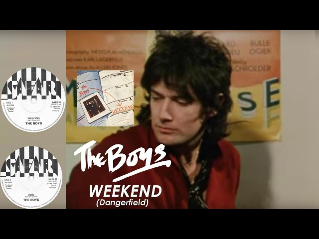 THE BOYS: Weekend (Dangerfield)