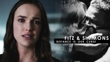 Fitz &amp Simmons Distance is our curse 5x22