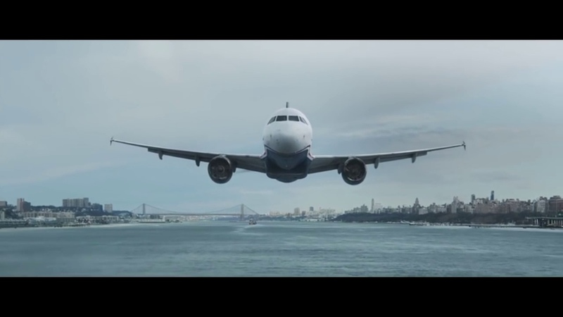 Sully Water Landing Scene | Interstellar No Time For Caution