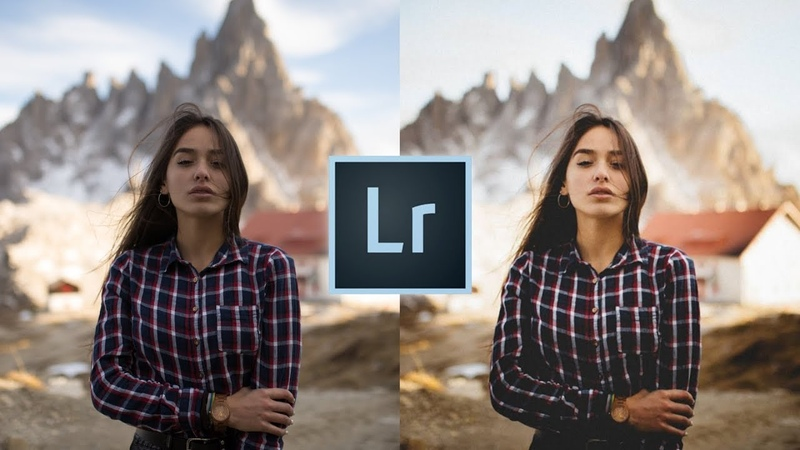How to Edit Like @gerard moral Instagram Lightroom Editing Tutorial Warm Moody Faded Portraits