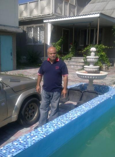 Рашид Джафарзадехпур, 28 октября , Кременчуг, id18357432