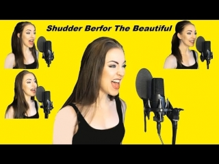 Nightwish - Shudder Before The Beautiful ( Cover by Minniva feat Gisha Djordjevic )