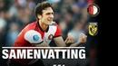 Samenvatting Feyenoord Vitesse 2018 2019