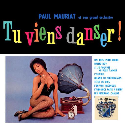 Поль Мориа альбом Tu Viens Danser!