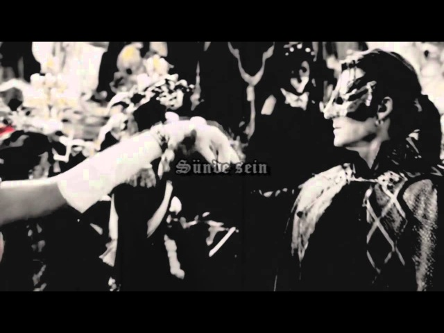 Kann denn Liebe Sünde sein ◘ Dracanna [Van Helsing}