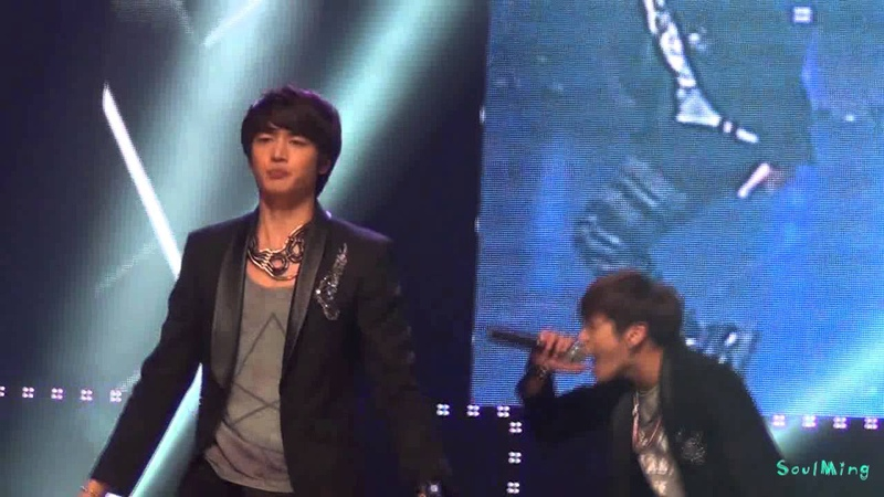 121118 SHINee 샤이니 Lucifer(민호) @K-POP STARS 2012 수능콘서트