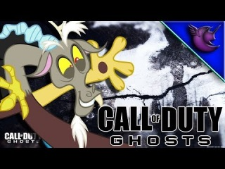 Discord Plays COD Ghosts - Gaming With The Ponies