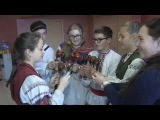 Детский праздник от народного ансамбля