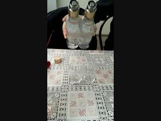 Как пьют водку нормальные пацаны