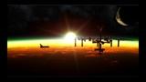 Во время очередного запуска к куполу Плоской Земли зажгли и погасили запасное Солнце фонарь