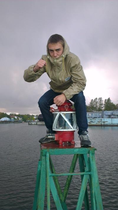 Ярослав Дёмин, 9 июня 1992, Санкт-Петербург, id72518826