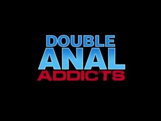 NEW FILM 2018! Amirah Adara, Anna de Ville, Blanche Bradburry, Phoenix Madina, Proxy Paige - Double Anal Addicts (2018)