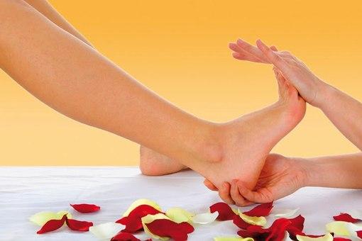 """""""Тайский массаж ног!"""""""