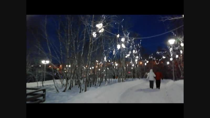 Прогулка у Семёновского озера