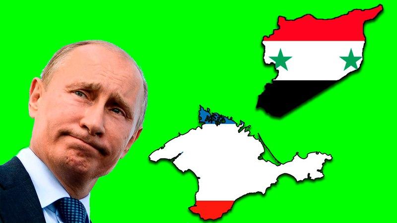 ЗАЧЕМ России КРЫМ и СИРИЯ