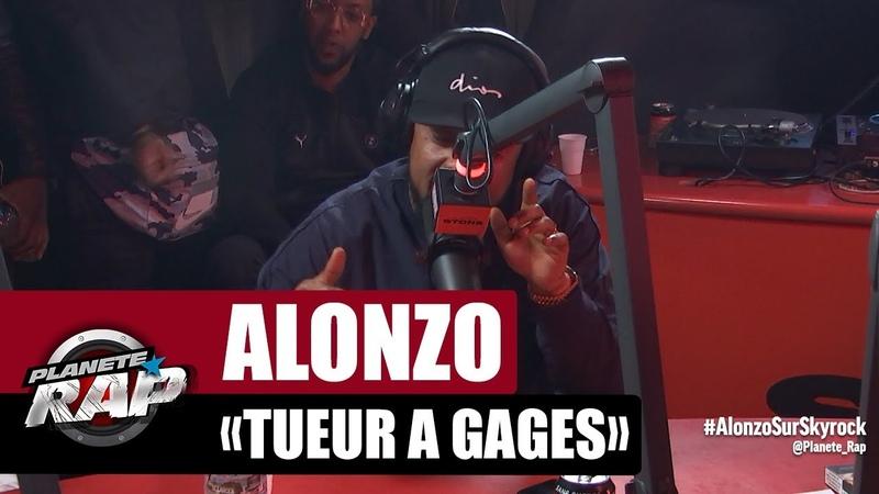 Alonzo - Tueur à Gages PlanèteRap