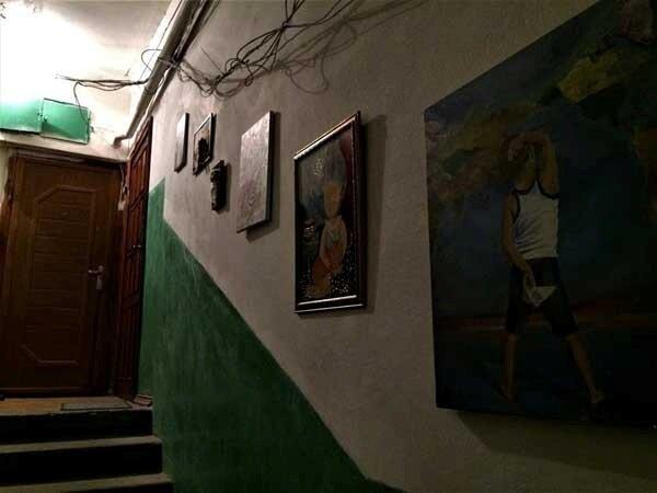 Искусство повсюду. Подборка фото из разных городов.