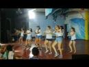 Танцы с вожатыми