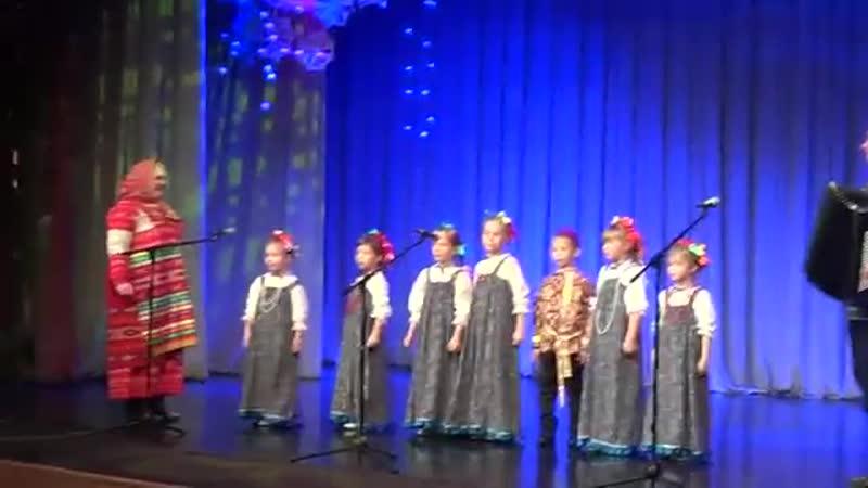 Было у матушки двенадцать дочерей русская народная песня