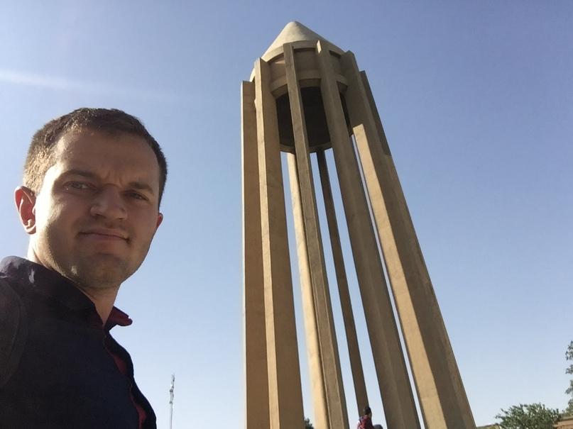 Иран 4. Гробницы Авиценны 3