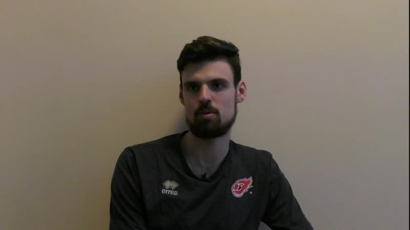Сразу по приезде в Польшу Егор Клюка поделился ожиданиями от предстоящего клубного чемпионата мира