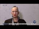 Робот София в программе Бацман Выпуск от 25 10 2018 Sophia the robot