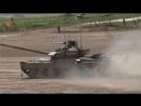 Танковый биатлон 6.08.17 Индийский экипаж.