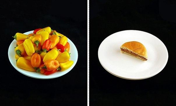 Как выглядят 200 калорий: ↪ Просто сравните!