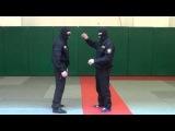 ОМОН. Видео рубрика по самообороне и боевому самбо. Урок 2. Приём задняя подножка.