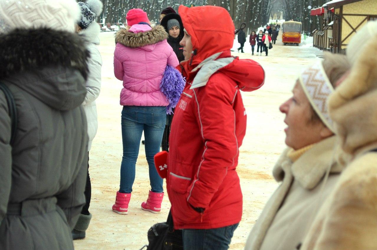 ТСН в парке Горького