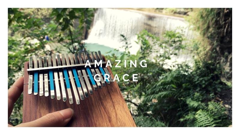 【Kalimba Tabs】 Amazing Grace (Kalimba Cover)