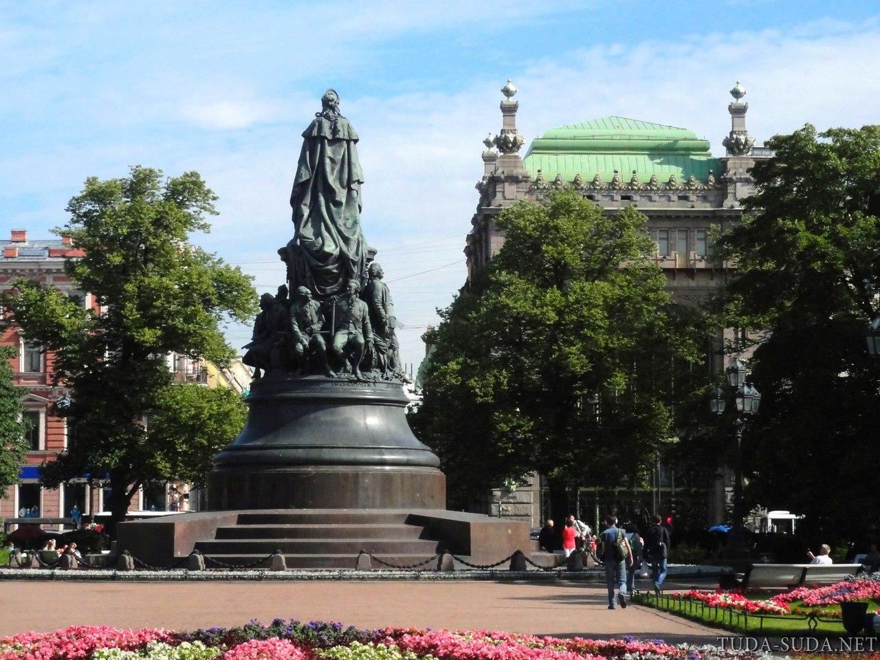 Памятник Петру 1 Питер фото