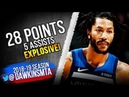Derrick Rose Full Highlights 2018.10.20 Mavs vs TWolves - 28 Pts, 5 Asts, EXPLOSiVE! | FreeDawkins