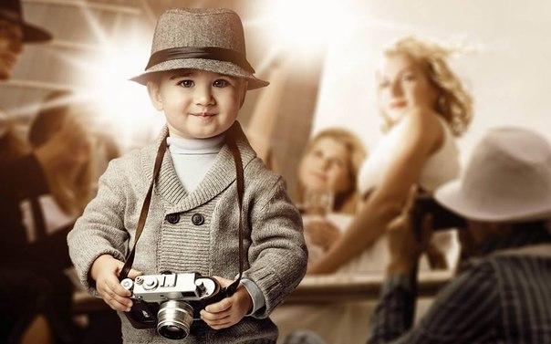 Сегодня в моде прекрасная традиция - устраивать фотосессии с детками. Не стойте в стороне! Для вас отличная подборка оригинальных идей для организации детской фотосессии