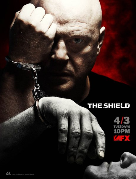 Щит 1-7 сезон 1-13 серия СТС | The Shield