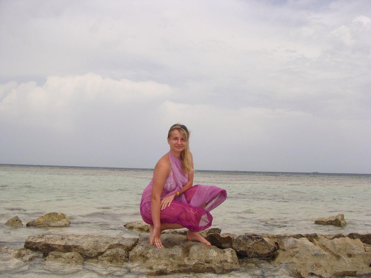 Ольга белова фото на пляже
