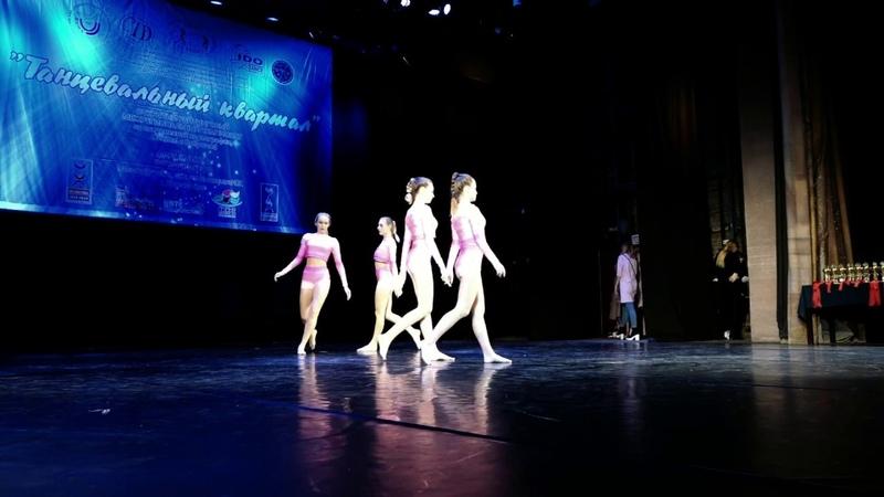 Танцевальный квартал. Новосибирск. (65) Dance studio Резонанс 13.10.2018