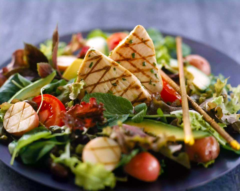 Как ускорить потерю веса-Кушать немного белка с каждой едой