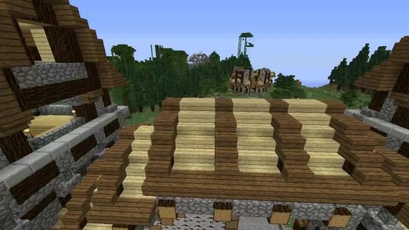 [LEXX] Minecraft - Stream VLS и TFC (06.04.2013)