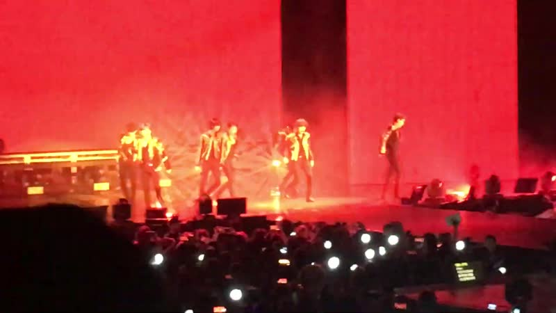 [VK][190608] MONSTA X fancam - Shoot Out Hero @ The 3rd World Tour: We Are Here in Melbourne
