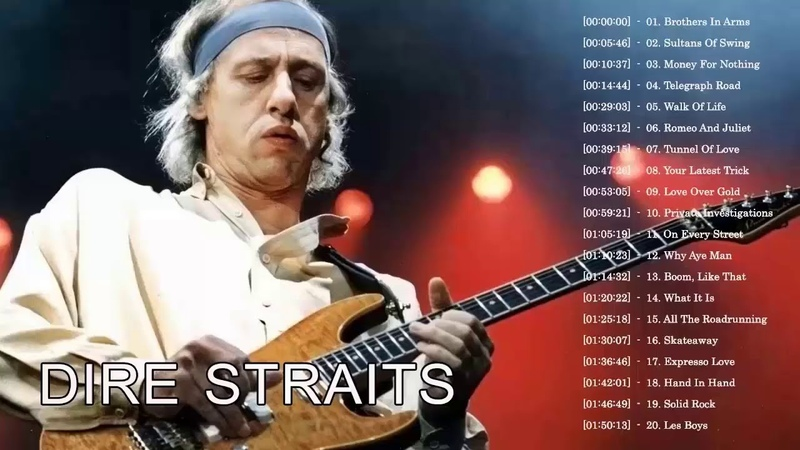 Dire Straits Greatest Hits Full Playlist 2018 | The Best Songs Of Dire Straits