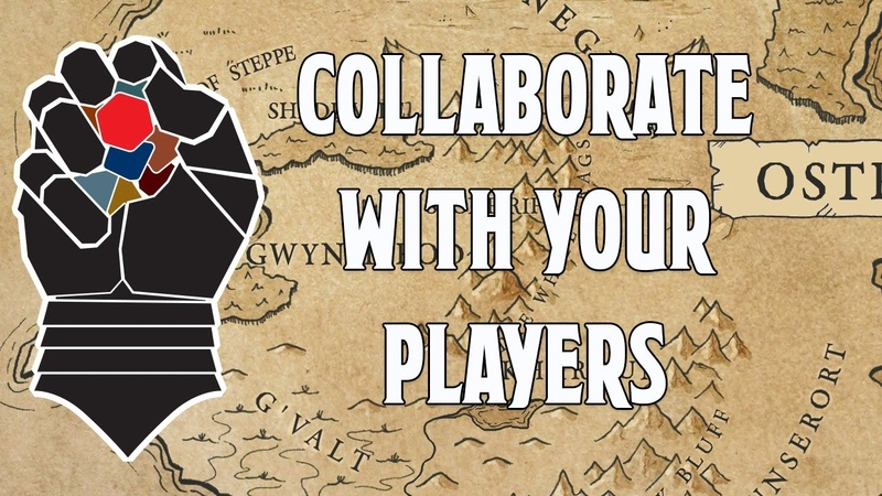 DM Forge: Make Your Players Narrate (Featuring Barker!)
