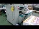 Трехножевая резальная машина Perfecta SDY-2 (2007 год)