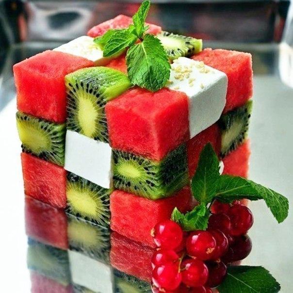 Фруктовый салат (1 фото) - картинка