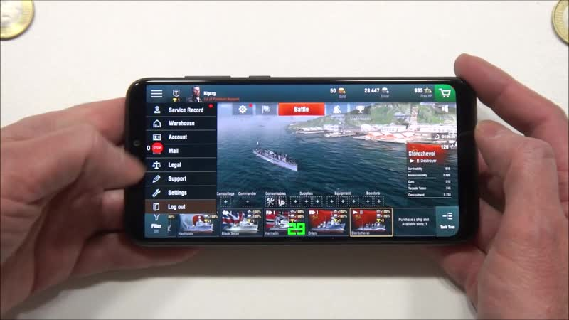 ASUS ZenFone Max M2 (Qualcomm Snapdragon 632), игротест с FPS (PUBG, Asphalt и т.д.)