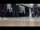 Break-dance.Oliver Twist.