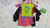 Children New summer-autumn mix 2, сток одежда оптом
