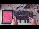 iOS App Preview: Trigger Box + MicroBrute #TTNM