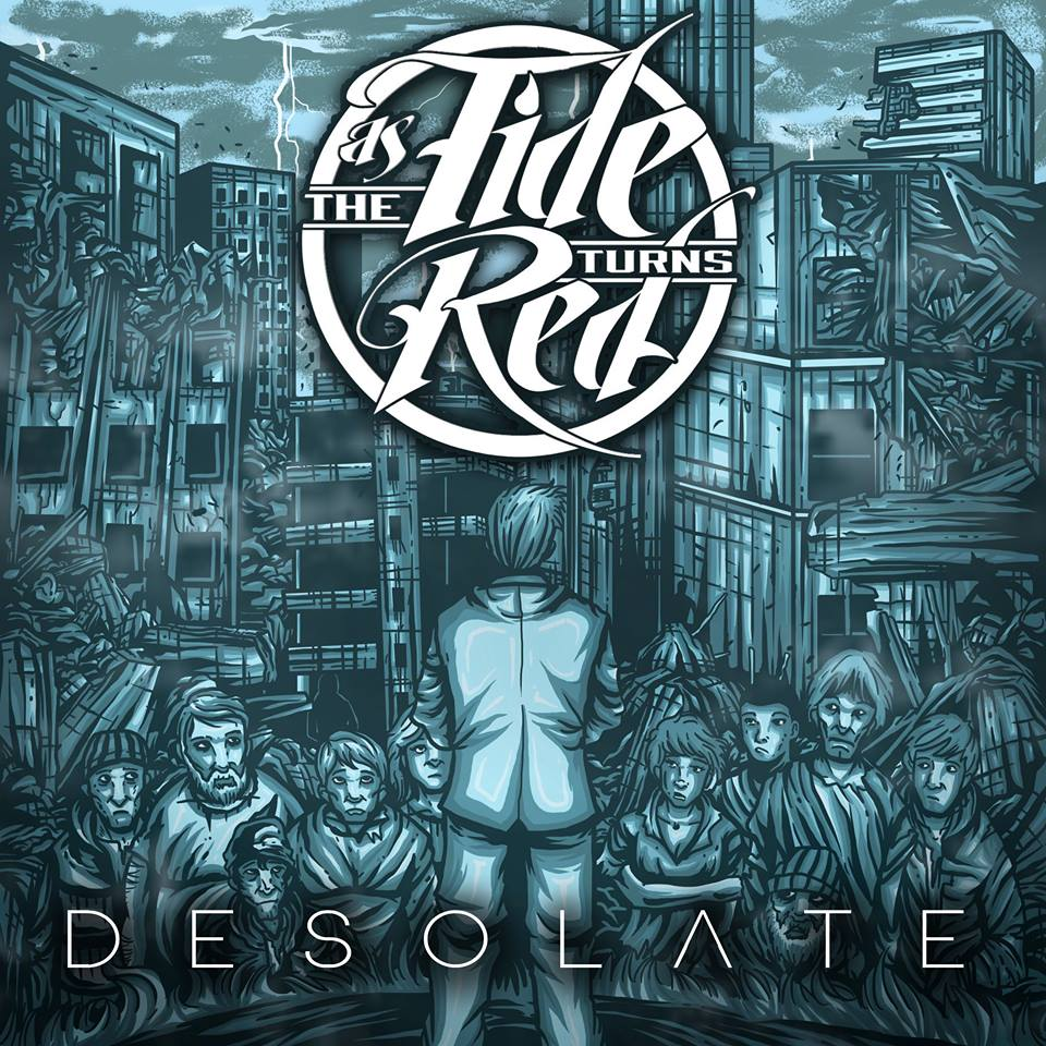 As The Tide Turns Red - Desolate [EP] (2015)